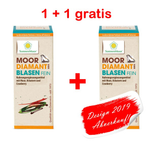 Moor Diamant BLASENfein Tabletten 1 + 1 Aktion